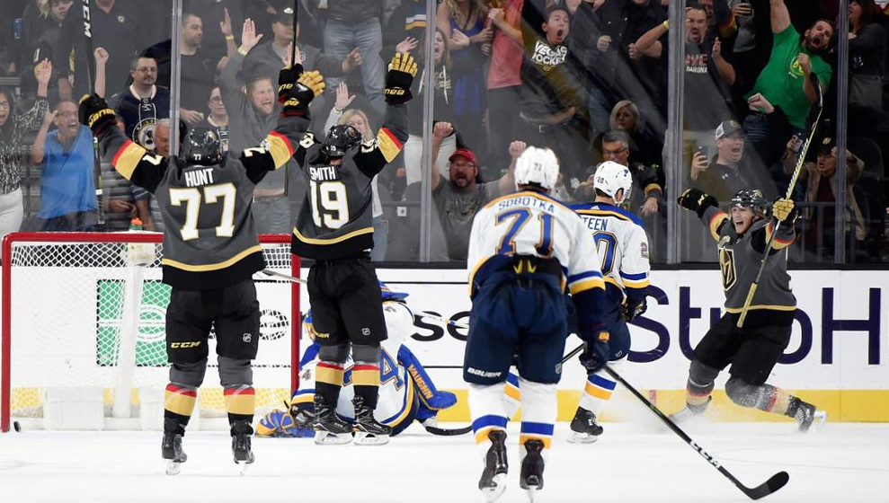 vegas the greatest expansion team ever